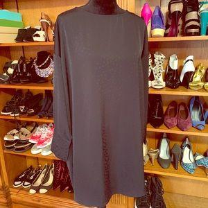 Oversized Zara silky dress